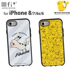 IIIIfit(イーフィット) ポケットモンスター ポケモン iPhone8/7/6s/6対応ケース|isfactory