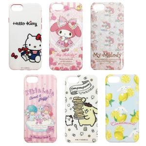 サンリオキャラクターズ iPhone8/7/6s/6対応ソフトケース|isfactory