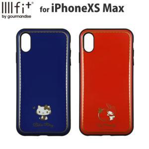 IIIIfit(イーフィット) サンリオキャラクター iPhoneXS Max対応 ケース SAN-909|isfactory