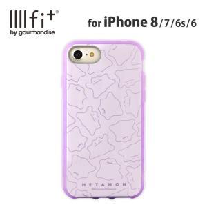 ポケットモンスター メタモン iPhone8/7/6s/6対応ケース IIIIfit ハイブリッドケース かわいい ポケモン|isfactory