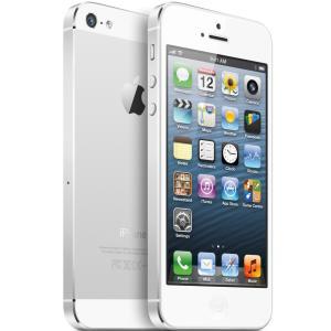中古品 スマホ Apple iphone5 32GB ホワイト&シルバー SoftBank向け 赤ロム保証 |isfactory