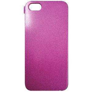 アウトレット FitsPod iiPhone5/5s/SE専用 シェルジャケット (メタル ピンク)|isfactory