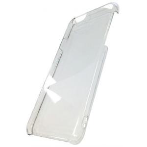 iPhone6対応 ハードシェルグロス(クリア) IP6M-01CL|isfactory