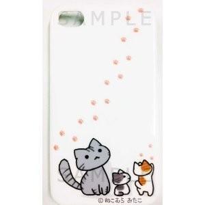 にゃんこ型 icat iPhone4/iPhone4S カバー|isfactory