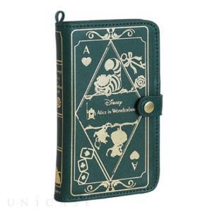 ディズニー/Old Book Case(アリス・イン・ワンダーランド/モスグリーン)マルチ isfactory