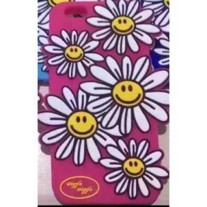 アウトレット iPhone6/6s用携帯ケース フラワーPINK MK-006-PK|isfactory