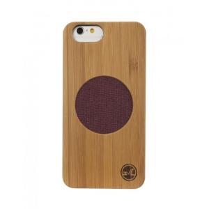 アウトレット iPhone6s/6対応 木製ケース(Bamboo)|isfactory