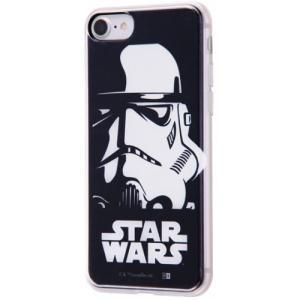 ユニークライフ iPhone8/7/6s/6対応 STAR WARS/TPU+パネル ダイナミック/スターウォーズ7 isfactory