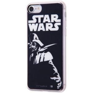 ユニークライフ iPhone8/7/6s/6対応 STAR WARS/TPU+パネル ダイナミック/スターウォーズ8 isfactory