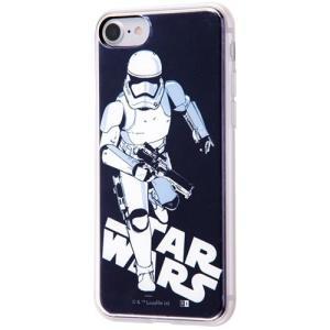 ユニークライフ iPhone8/7/6s/6対応 STAR WARS/TPU+パネル ダイナミック/スターウォーズ10|isfactory