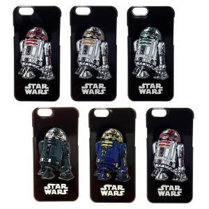 STAR WARS スターウォーズ iPhone6/iPhone6s対応 3Dシェルジャケット STW-31|isfactory