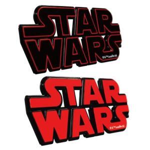 STAR WARS スターウォーズ 3Dエンブレムステッカー|isfactory