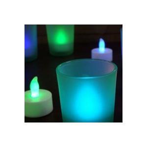 LEDキャンドル 七色 1個 LEDキャンドルライトの詳細画像3