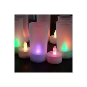 LEDキャンドル 七色 1個 LEDキャンドルライトの詳細画像5