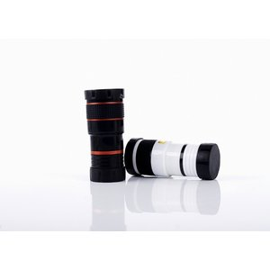 クリップ式8倍望遠レンズ iPhone スマホ望遠レンズ クリップ式 セルカレンズ ishi0424