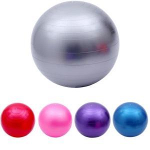 バランスボール 45cm 55cm フットポンプ付 ヨガボール ダイエット器具 |ishi0424|04