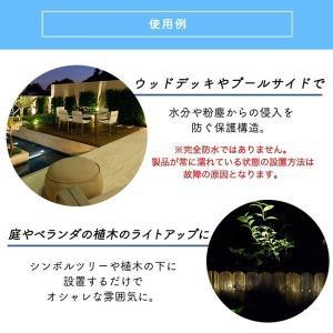 LEDソーラーライト スポットライト ガーデンライト 2灯 屋外 明るい 防滴  スポットライト 送料無料|ishi0424|06
