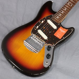 Fender / Made in Japan Traditional 60s Mustang 3-C...
