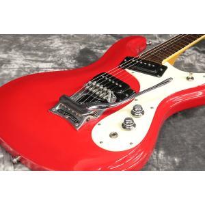 (中古)MOSRITE / USA V-64 Reissue Red モズライト(保証1年)(S/N 0263)(U-BOX_MEGA_STORE) ishibashi-shops