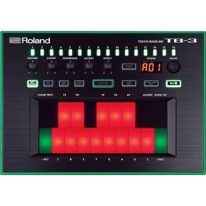 Roland / TB-3 Touch Bassline ベースシンセサイザー AIRA (TB3)【御茶ノ水本店SOUTH】|ishibashi-shops