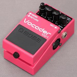 従来のコンパクト・ペダルと同様の簡単操作で、こういったエレクトリック・ボイスと呼ばれるサウンドを得ら...