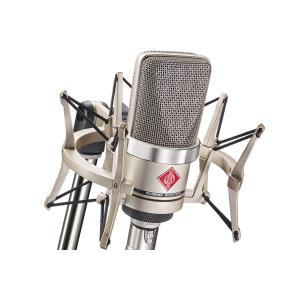 NEUMANN / TLM 102 studio set ラージダイアフラムマイク(カーディオイド、...