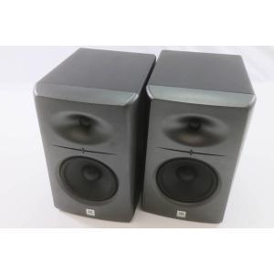JBL PROFESSIONAL独自のLSR理論を投入し、正確な音像定位と自然な音質で精度の高いモニ...