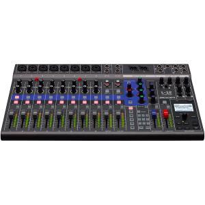 ZOOM / LiveTrak L-12 12-Track Live Mixer Recorder ズーム  (御茶ノ水本店) ishibashi-shops