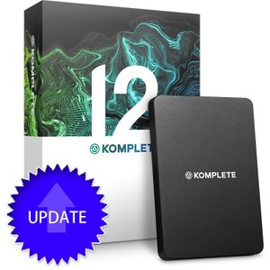 NATIVE INSTRUMENTS ネイティブインストゥルメンツ / KOMPLETE 12 UP...