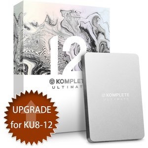 NATIVE INSTRUMENTS / KOMPLETE 12 ULTIMATE Collecto...