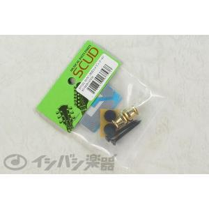 SCUD / EP13G シャーラーロックピン対応 ストラップピン ゴールド 【御茶ノ水本店】