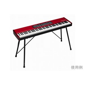 nord stage、nord Piano、nord electroに装着可能な専用スタンド 対応機...