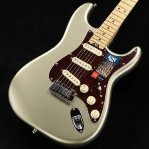 Fender USA / American Elite Stratocaster Champagne...