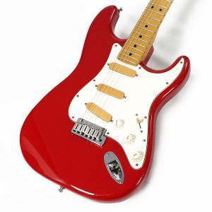 (中古)FENDER USA /American Standard Stratocaster Red...
