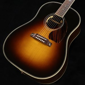Gibson / J-45 Custom Flower Inlay Vintage Sunburst...