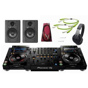 Pioneer / CDJ-2000NXS2 × DJM-900NXS2 DJセット (渋谷限定2大...