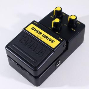 コンプレッサー回路を通してサステインを確保した入力信号を、オーヴァードライブ回路で歪ませるという仕組...