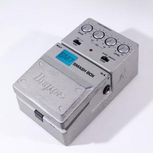 超高速ノイズゲートを搭載した重低音ディストーションペダル。高速GATEでノイズをカット。 ギターをミ...