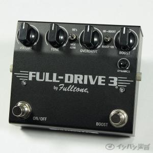 FULLTONE フルトーン / FULL DRIVE3 (展示品特価)(新宿店)