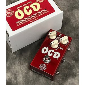 Fulltone / Custom Shop Candy Apple Red OCD V2 フルトー...