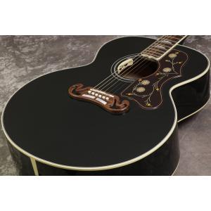 Gibson ギブソン / Monthly Limited SJ-200 Ebony 【S/N 12335080】【池袋店】【チョイキズ大特価】【決算フェスタ】|ishibashi-shops