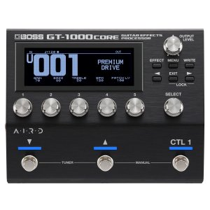 BOSS / GT-1000CORE ボス(ギター/ベース用マルチエフェクター) (予約注文/10月24日発売予定)(池袋店)|ishibashi-shops