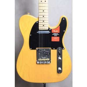 Fender USA / American Pro Telecaster Ash Buttersco...