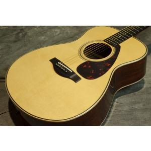 YAMAHAアコースティックギターのフラグシップモデル「L」シリーズがモデルチェンジ!!    ヤマ...