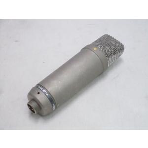 RODE「NT1-A」は金メッキ処理された1インチの単一指向性ラージダイアフラムを搭載。 クリアで抜...