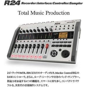 ZOOM ズーム / R24 マルチトラックレコーダー 【横浜店】|ishibashi-shops