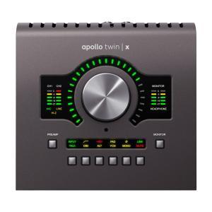 Universal Audio / Apollo Twin X / Duo Thunderbolt3オーディオ・インターフェース(横浜店)|ishibashi-shops