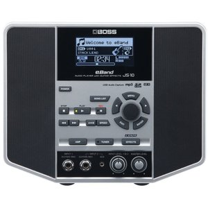 BOSS / eBand JS-10 Audio Player with Guitar Effects (横浜店)|ishibashi-shops