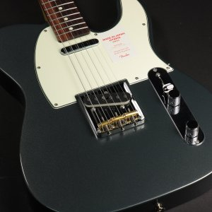 Fender / Made in Japan Hybrid 60s Telecaster Chacoaol Frost Metalic (S/N:JD19006044)(名古屋栄店)|ishibashi-shops|10