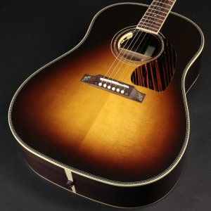Gibson / J-45 Custom Flower Peghead Inlay(アウトレット特価...